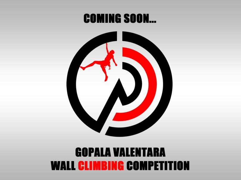 GOPALA VALENTARA WALL CLIMBING COMPETITION